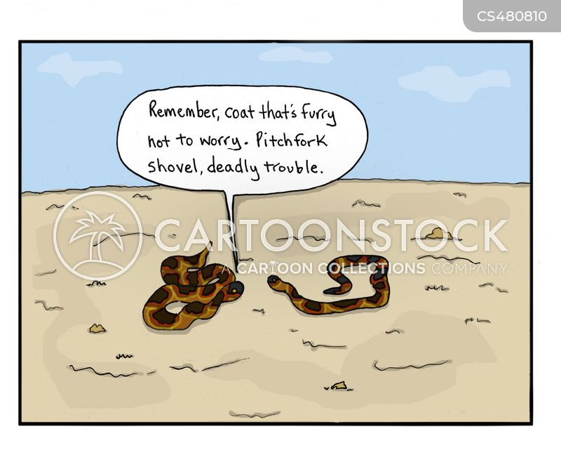 rattler cartoon
