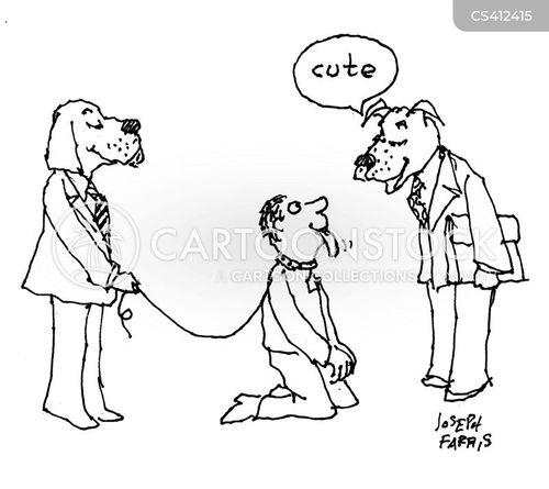 role-reversals cartoon