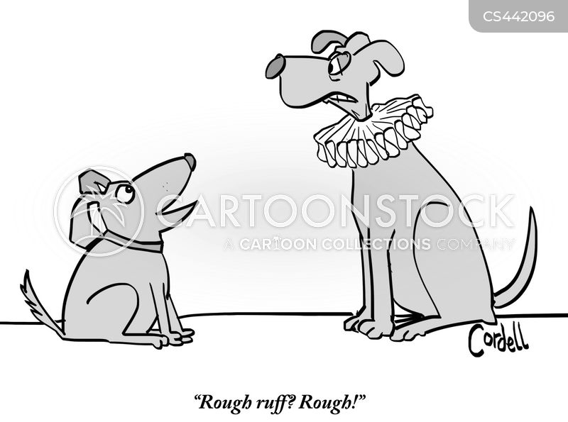 ruffs cartoon