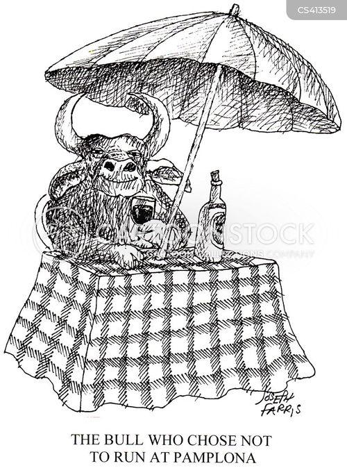 spanish traditions cartoon