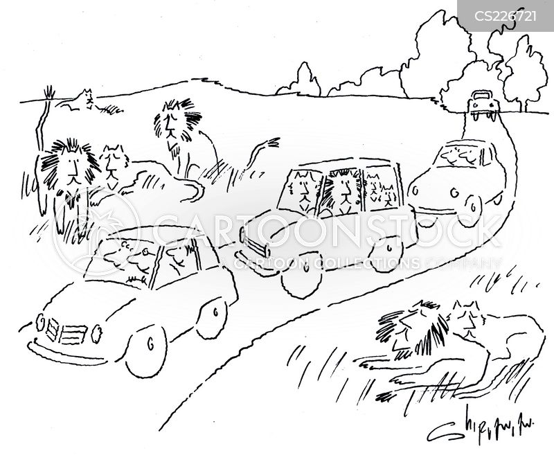 day out cartoon