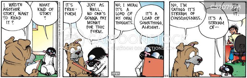 egomaniac cartoon
