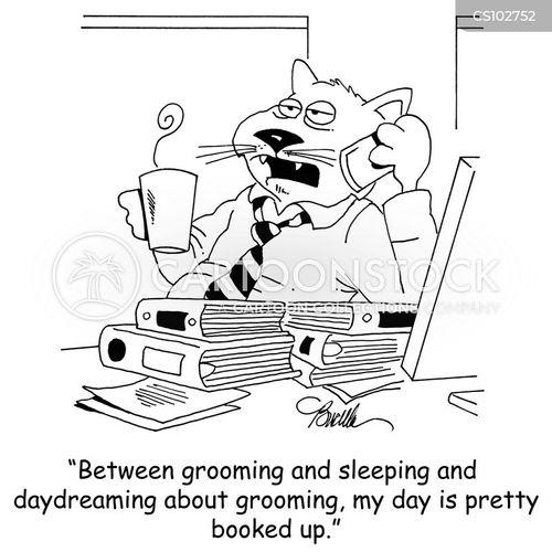 daydreamer cartoon