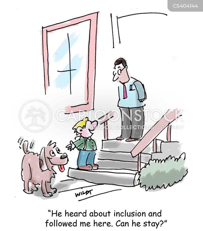 Inclusion cartoons, Inclusion cartoon, funny, Inclusion picture, Inclusion pictures, Inclusion image, Inclusion images, Inclusion illustration, Inclusion illustrations