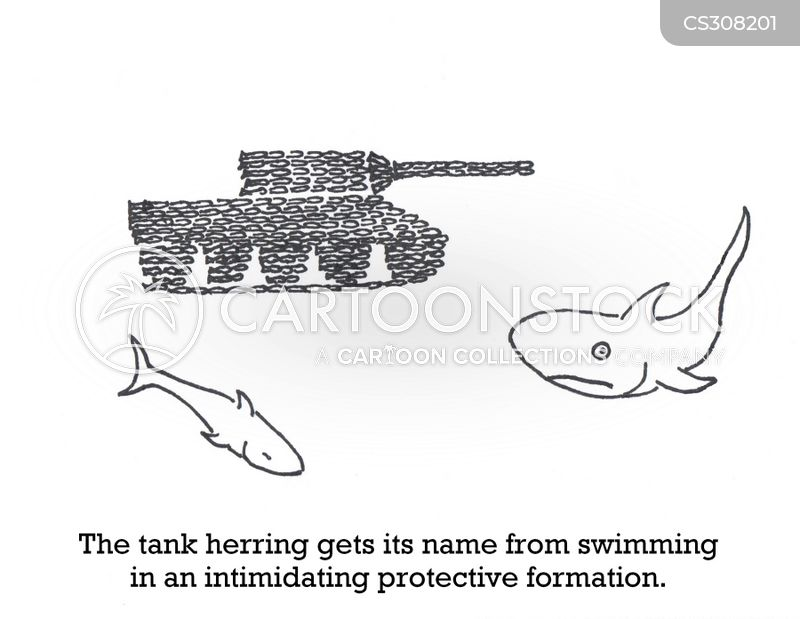 swimming formation cartoon