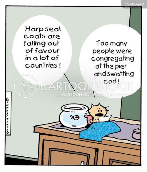 exporting cartoon