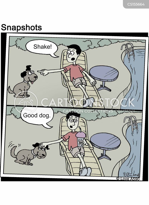 k9 cartoon