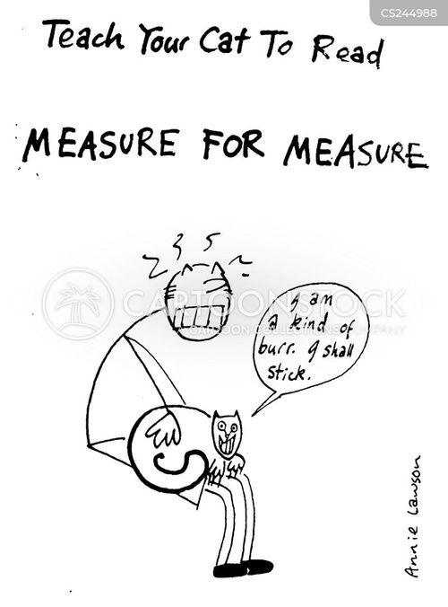 measure for measure cartoon