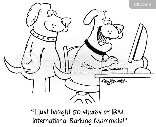 international business cartoon