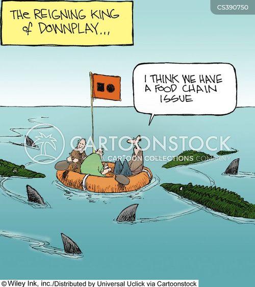 downplay cartoon