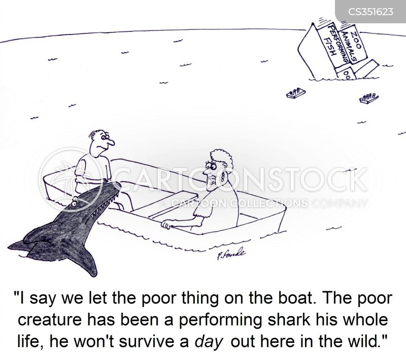 rescue boat cartoon