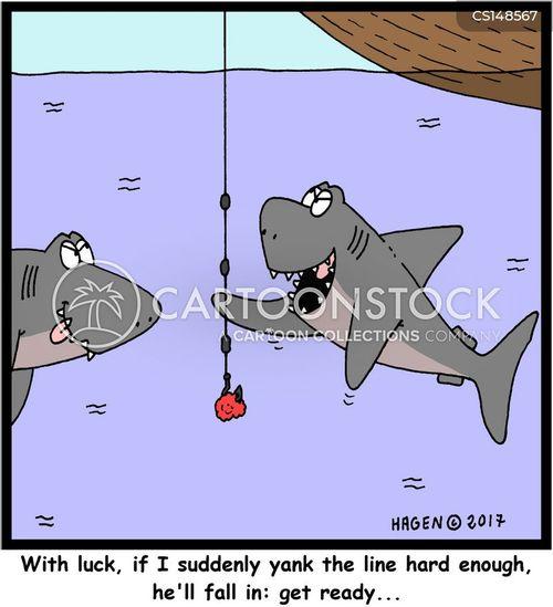 big fish stories cartoon