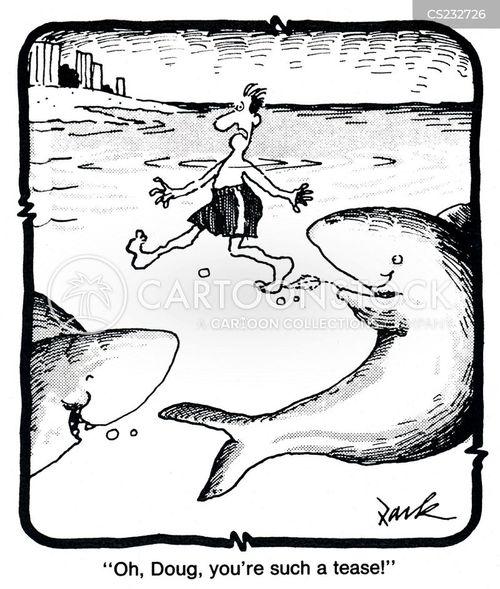 tickled cartoon