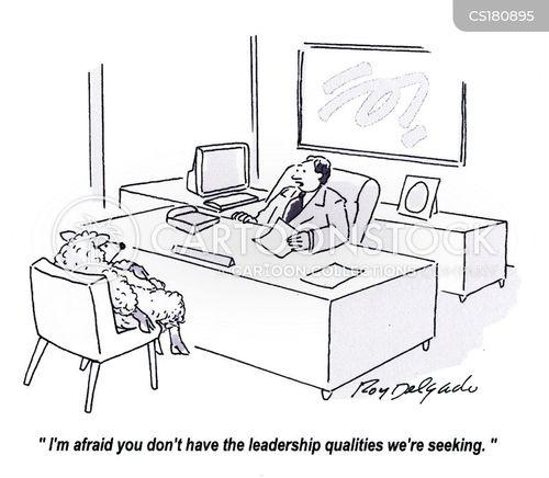 leads cartoon
