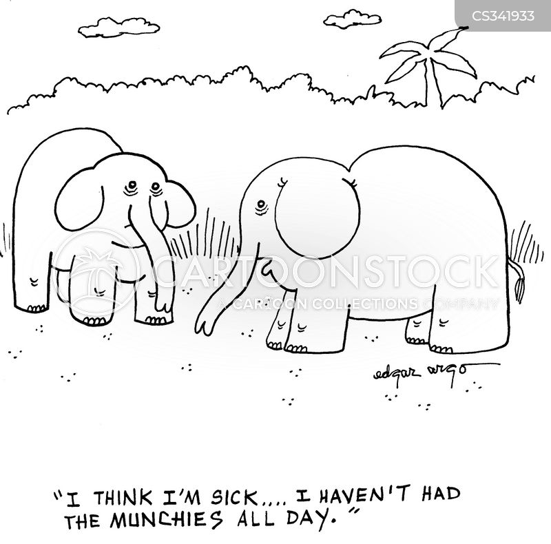 munchies cartoon
