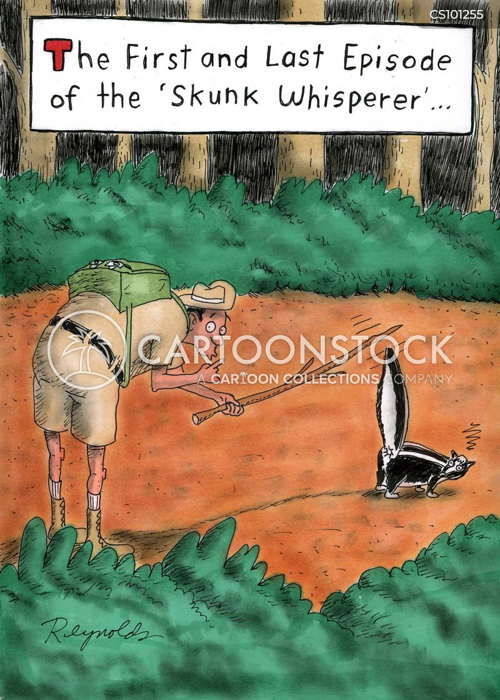 wildlife program cartoon