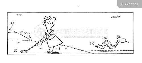 firing line cartoon