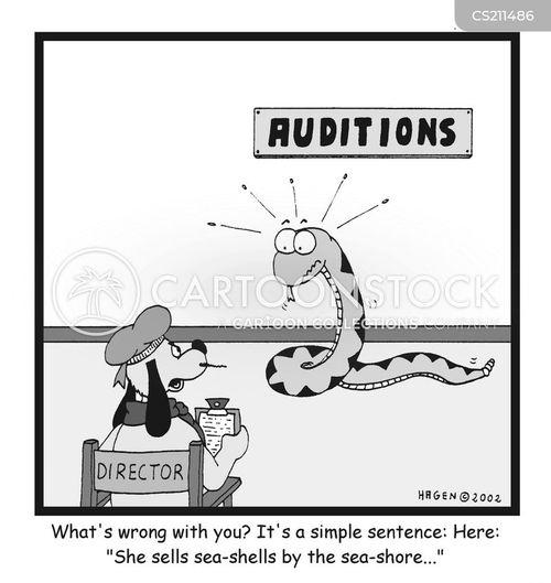 lisp cartoon