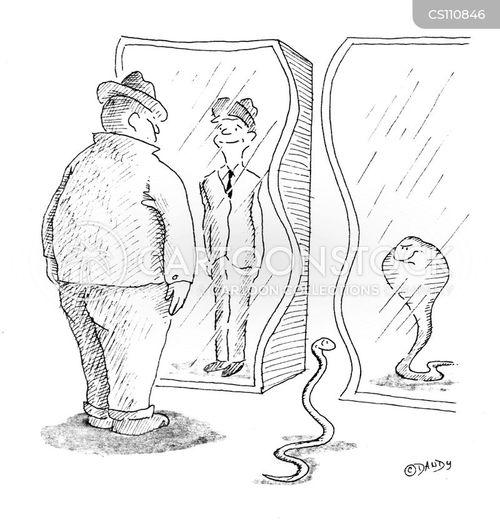 wish fulfillment cartoon
