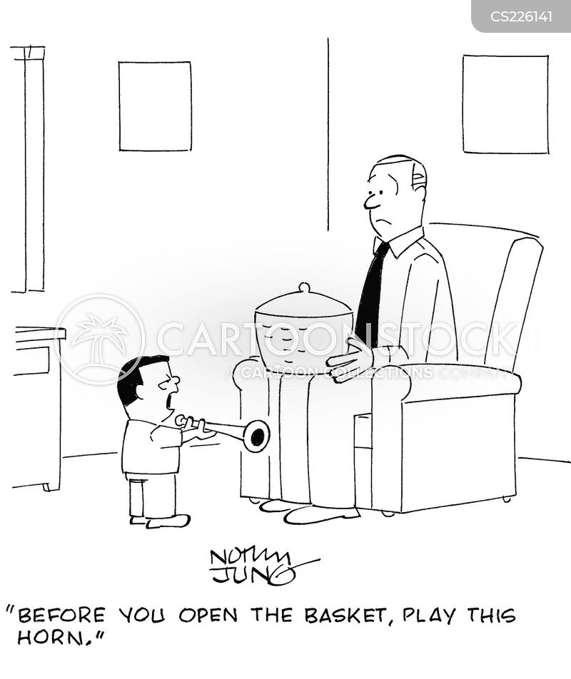 Pipe Player Cartoons and Comics - funny pictures from
