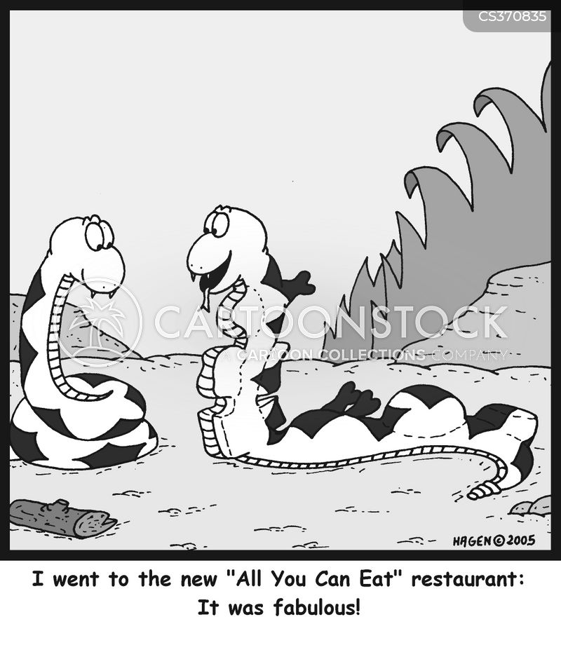 eat-out cartoon