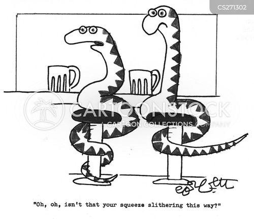 slithers cartoon
