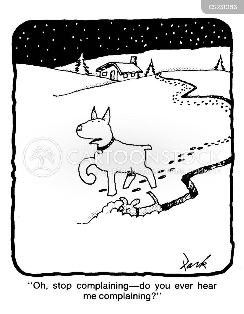 great danes cartoon