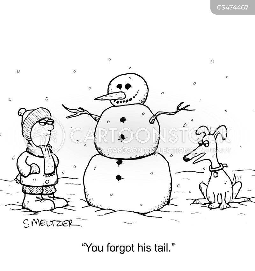 subjective cartoon