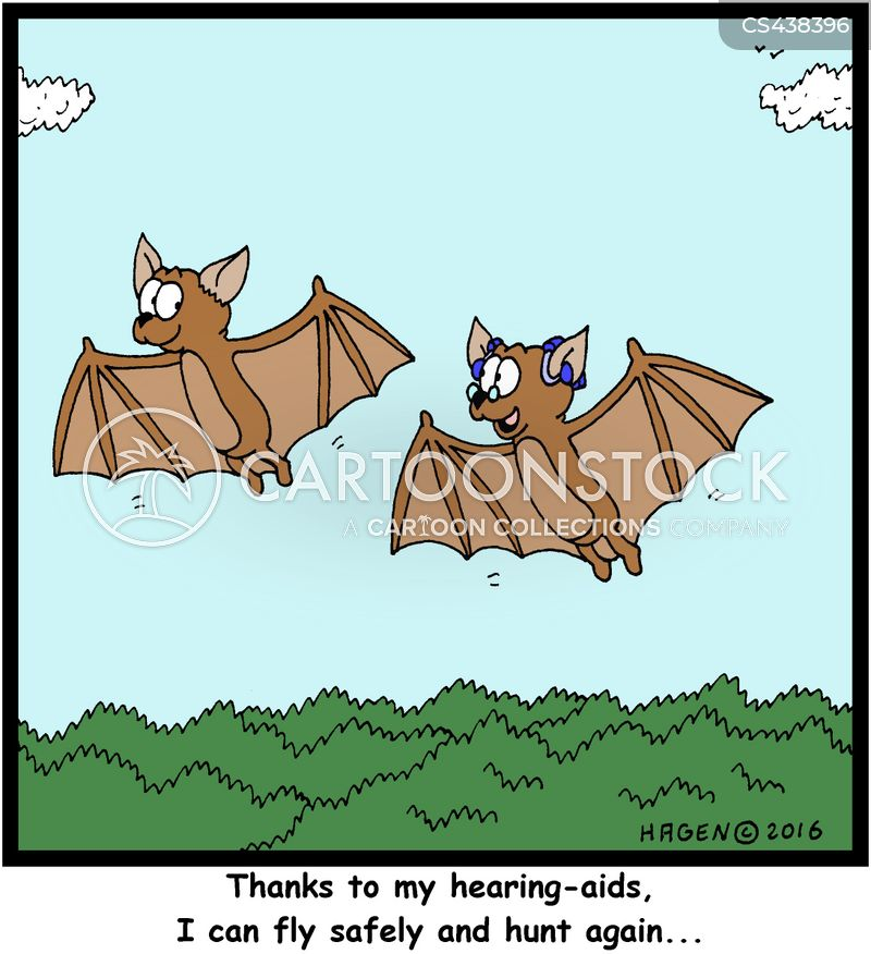 fruit bats cartoon
