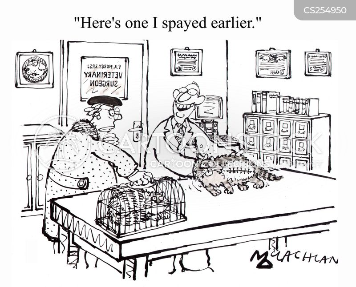 castrated cartoon