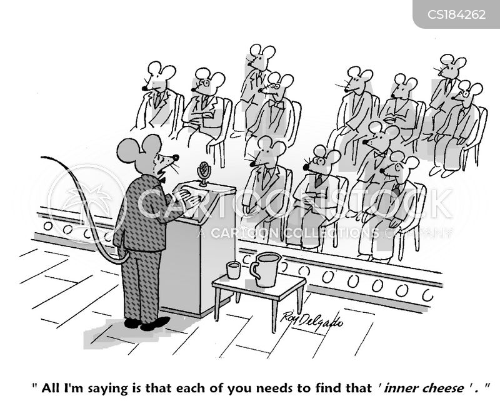 satisfaction cartoon