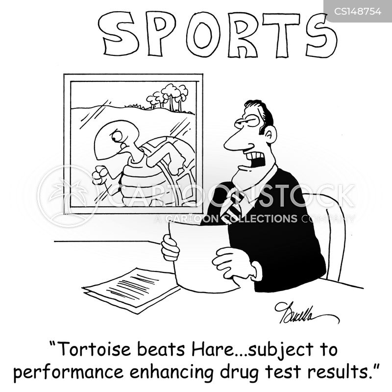 tv sports cartoon