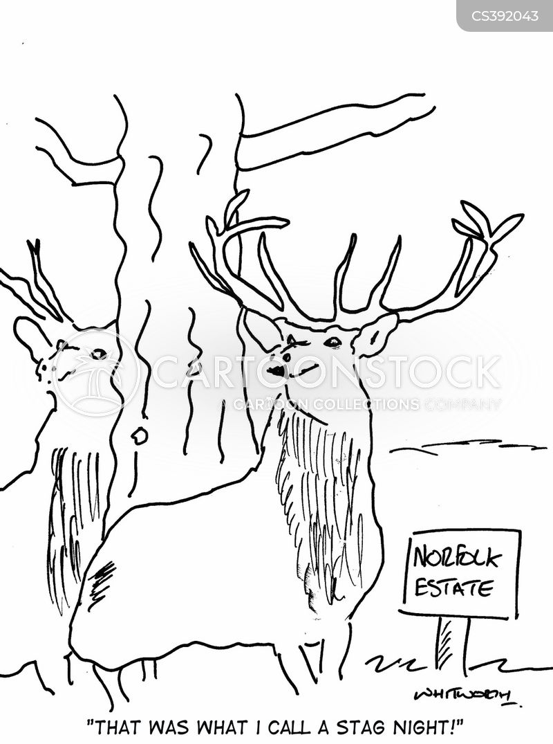 nature reserve cartoon