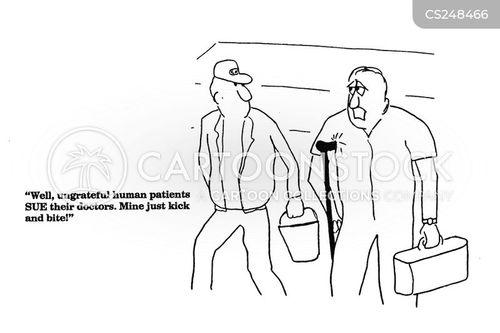 veterinaries cartoon