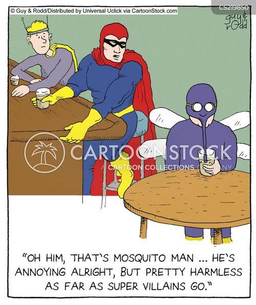 villainous cartoon