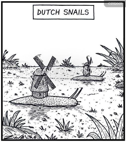mills cartoon