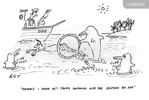 vavcation cartoon