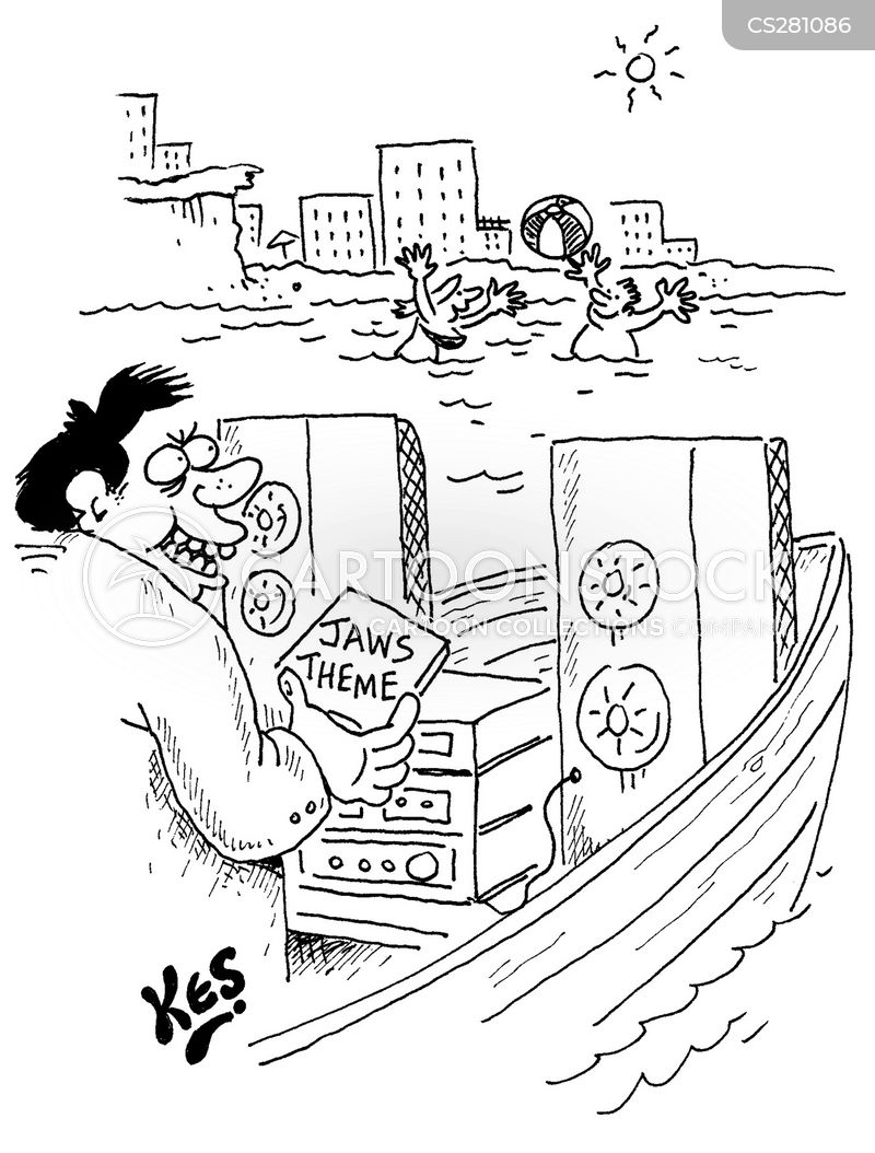 vactions cartoon