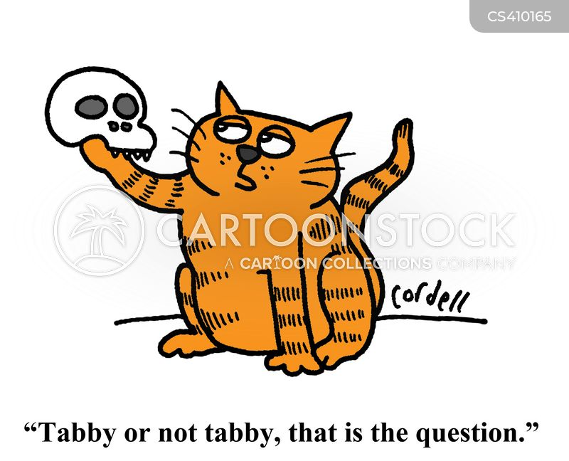 Ginger Cat Cartoons And Comics Funny Pictures From Cartoonstock