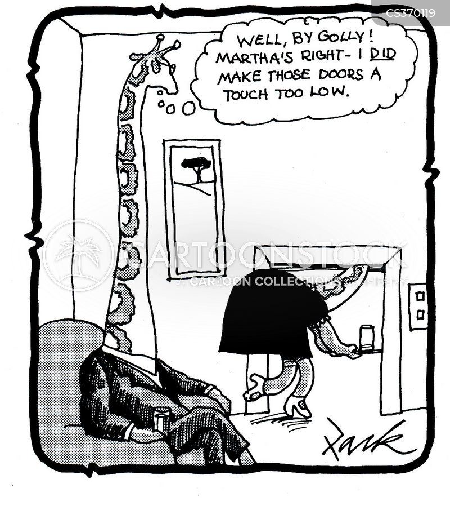 stoops cartoon