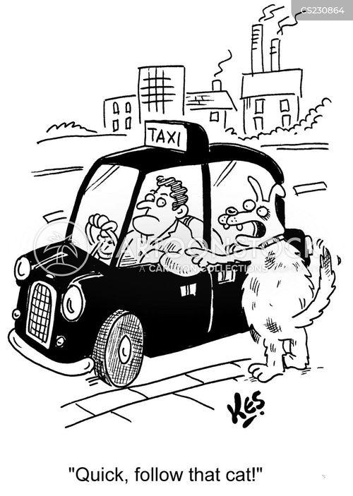 hackney cartoon
