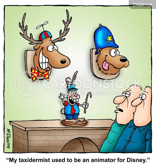 animators cartoon