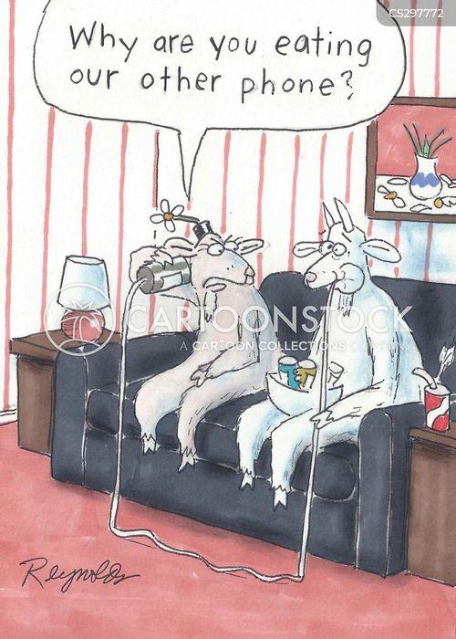 billy goats cartoon