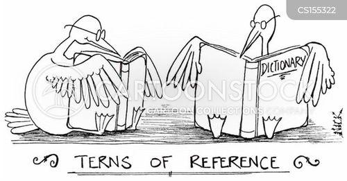 tern cartoon