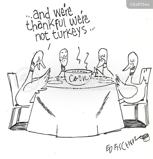 gratefulness cartoon