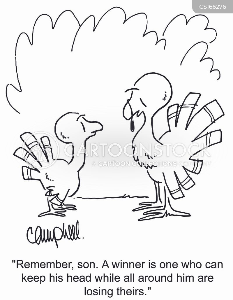 winners cartoon