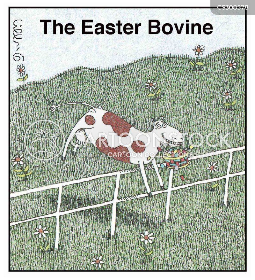 easter basket cartoon