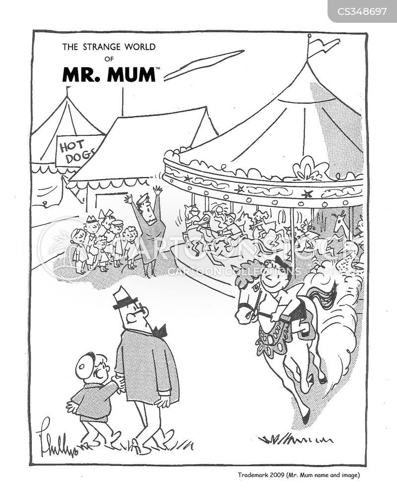 Merry Go Round cartoons, Merry Go Round cartoon, funny, Merry Go Round picture, Merry Go Round pictures, Merry Go Round image, Merry Go Round images, Merry Go Round illustration, Merry Go Round illustrations