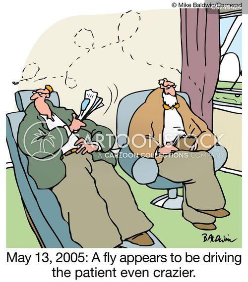 medical journals cartoon