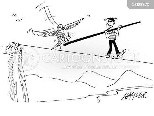 highwire cartoon